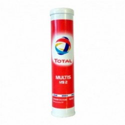Grasa Total MULTIS EP MS2 cartucho 400 gr