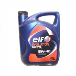 Elf evolution 500 TS 15w40 - 5 litros